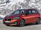 BMW  2 Series Active Tourer (F45 LCI, facelift 2018)  220d (190 Hp) Steptronic
