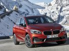 BMW  2 Series Active Tourer (F45 LCI, facelift 2018)  218d (150 Hp) Steptronic