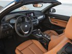 BMW  2er Convertible (F23 LCI, facelift 2017)  218d (150 Hp) Steptronic