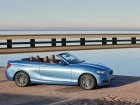 BMW  2 Series Convertible (F23 LCI, facelift 2017)  220d (190 Hp) Steptronic