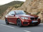 BMW  2er Coupe (F22 LCI, facelift 2017)  220d (190 Hp) Steptronic