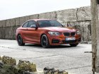BMW  2 Series Coupe (F22 LCI, facelift 2017)  218d (150 Hp) Steptronic