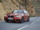 BMW  2er Coupe (F22 LCI, facelift 2017)  218i (136 Hp)