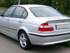 BMW 3 Series Sedan (E46, facelift 2001)