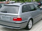 BMW  3 Series Touring (E46, facelift 2001)  316i (116 Hp)