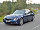 BMW  3 Series Sedan (F30 LCI, Facelift 2015)  318d (150 Hp) xDrive