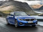 BMW  3 Series Sedan (G20)  330i (255 Hp) xDrive Automatic (US)