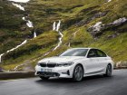 BMW  3 Series Sedan (G20)  330d (286 Hp) MHEV xDrive Steptronic