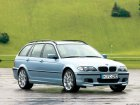 BMW  3 Series Touring (E46)  330i (231 Hp) Automatic