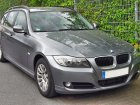 BMW  3 Series Touring (E91)  318i (129 Hp)