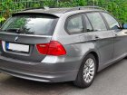 BMW  3 Series Touring (E91)  325d (197 Hp)