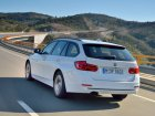 BMW  3 Series Touring (F31 LCI, Facelift 2015)  320d (190 Hp) xDrive Steptronic