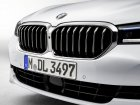 BMW  5 Series Sedan (G30 LCI, facelift 2020)  530d (286 Hp) MHEV xDrive Steptronic