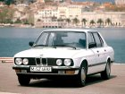 BMW  5er (E28)  525e 2.7 (125 Hp) Automatic