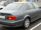 BMW 5 Series (E39, Facelift 2000)