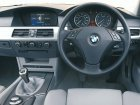 BMW  5er (E60)  530d (231 Hp) Automatic