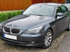 BMW  5 Series (E60, Facelift 2007)  520i (170 Hp) Automatic
