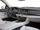 BMW  5er Gran Turismo (F07 LCI, Facelift 2013)  530d (258 Hp) xDrive Steptronic