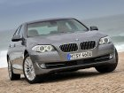 BMW  5 Series Sedan (F10)  528i (258 Hp) Steprtonic