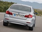 BMW  5er Sedan (F10 LCI, Facelift 2013)  518d (143 Hp) Steptronic