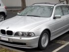 BMW  5 Series Touring (E39, Facelift 2000)  520i 24V (170 Hp) Automatic
