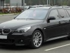 BMW  5 Series Touring (E61)  535d (272 Hp)