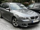 BMW  5 Series Touring (E61, Facelift 2007)  530xi (272 Hp) Automatic
