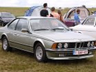 BMW 6 Series (E24, facelift 1982)