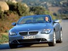 BMW  6er Convertible (E64)  650i (367 Hp) Automatic