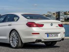 BMW  6er Gran Coupe (F06 LCI, facelift 2015)  640i (320 Hp) Steptronic
