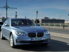BMW 7 Series ActiveHybrid (F01h LCI, facelift 2012)