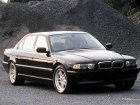 BMW  7er (E38)  725 tds (143 Hp) Steptronic