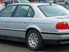 BMW  7er (E38, facelift 1998)  725tds (143 Hp) Steptronic