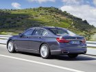 BMW  7er (G11)  730d (265 Hp) xDrive Steptronic