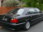 BMW  7er L (E38, facelift 1998)  740iL (286 Hp) Steptronic