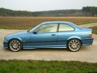 BMW  M3 Coupe (E36)  3.0i (286 Hp)