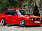 BMW  M3 (E30)  2.3 (220 Hp) Evolution