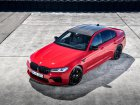 BMW  M5 (F90 LCI, facelift 2020)  4.4 V8 (600 Hp) xDrive Steptronic