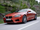 BMW M6 Coupe (F13M LCI, facelift 2016)