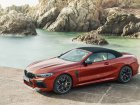 BMW  M8 Convertible  Competition 4.4 V8 (625 Hp) xDrive Steptronic