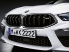 BMW  M8 Coupe  4.4 V8 (600 Hp) xDrive Steptronic