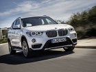 BMW  X1 (F48)  20i (192 Hp) sDrive Steptronic