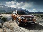 BMW X1 Las especificaciones técnicas y el consumo de combustible