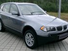 BMW  X3 (E83)  2.5i (192 Hp) Automatic