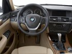 BMW  X3 (F25)  28i (258 Hp) xDrive Steptronic