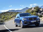 BMW  X3 (G01)  M40d (326 Hp) xDrive Steptronic