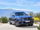 BMW X3 Technical specifications and fuel economy