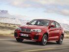BMW X4 Technical specifications and fuel economy