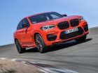 BMW X4 M Technical specifications and fuel economy