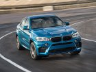 BMW  X6 M (F86)  4.4 V8 (575 Hp) xDrive Steptronic